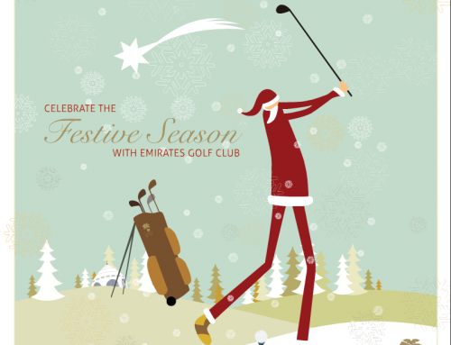 Emirates Golf Club 2nd Annual Christmas Tree Lighting