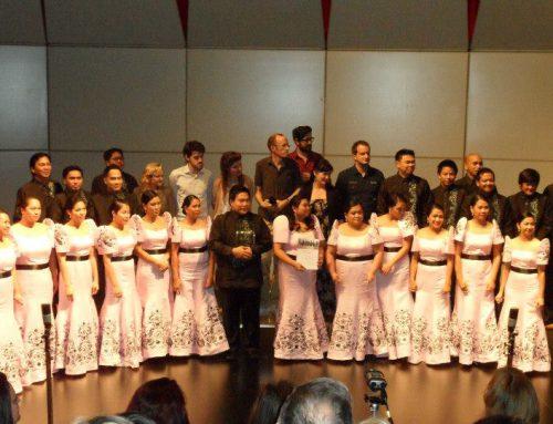 Dubai Vocal Ensemble – Performance – The Score