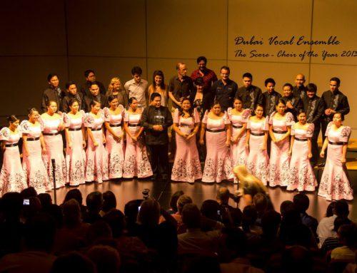 The Dubai Vocal Ensemble Bags Choir of The Year Title