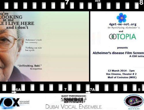 Alzheimer's Disease Film Screening